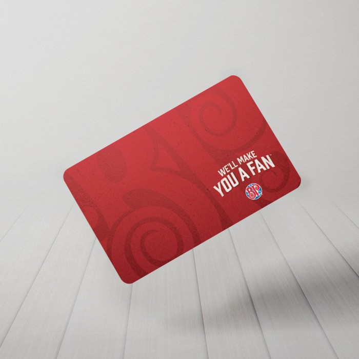 Carte cadeau Boston Pizza